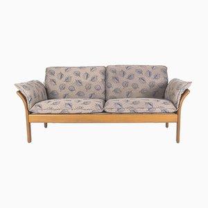 Vintage ABURA Armlehnstuhl aus Kirschholz von Dreipunkt Scala, 1997