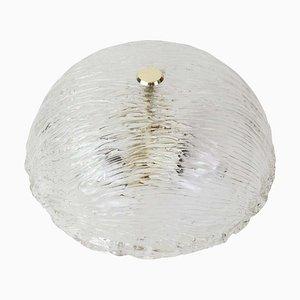 Venini Ceiling Light Attributed to Carlo Scarpa for Venini, 1950s