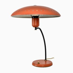 Mid-Century Modernist Table Lamp by Louis Kalff for Philips