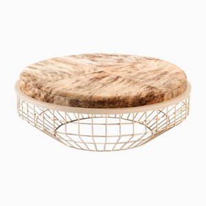Air Center Table Upholstered Top by Mambo Unlimited Ideas