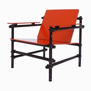 Sessel von Gerrit Rietveld für Rietveld, 1940er