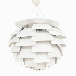 PH Artichoke Ceiling Lamp by Poul Henningsen for Louis Poulsen, 1950s