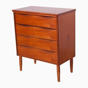Mid-Century Teak Dresser from Jorgensen & Sonner, 1960s