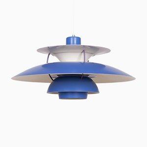Lampe à Suspension Modèle PH5 Mid-Century par Poul Henningsen pour Louis Poulsen, 1960s
