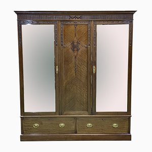 19th-Century English Wardrobe