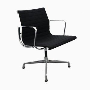Sedia da ufficio EA 108 girevole di Charles & Ray Eames per Vitra, anni '90