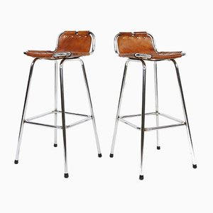 Bar Stools from Dal Vera, 1960s, France, Set of 2