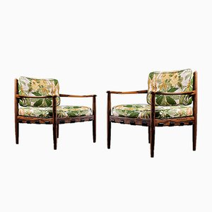 Cadett Armchairs by Eric Merthen, 1964, Set of 2
