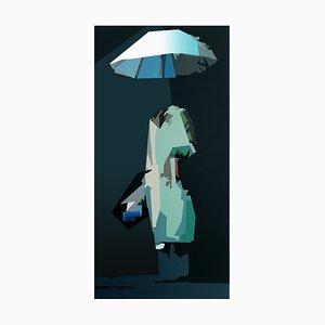 Rainy Night in Stoke von Radu Rodideal