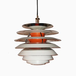 PH Contrast Ceiling Lamp by Poul Henningsen for Louis Poulsen, 1960s