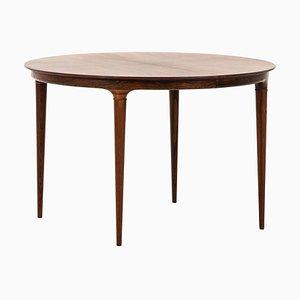 Swedish Dining Table Model Cortina by Svante Skogh for Seffle Möbelfabrik