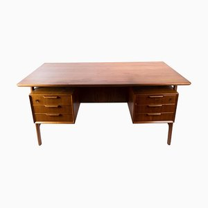 Desk in Teak from Omann Junior, 1960s