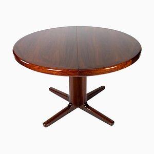 Tavolo da pranzo in palissandro di Vejle Furniture, Danimarca, anni '60