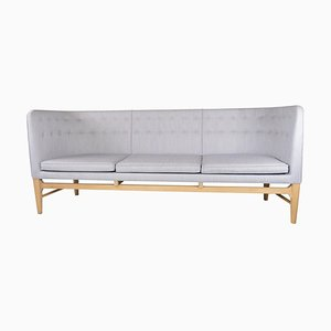 Mayor Sofa Model AJ5 by Arne Jacobsen and Flemming Lassen