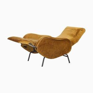 Italienischer Relax Sessel, 1950er