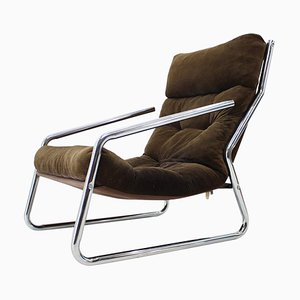 Mid-Century Lounge Armchair in the Style of Peter Hoyte, 1970s