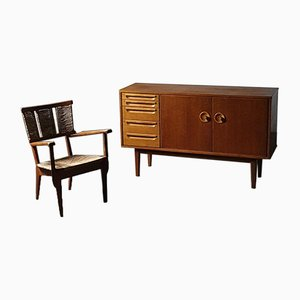 Utility Sideboard Furniture & Chair