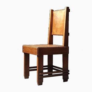 Modernist sanitorium chair
