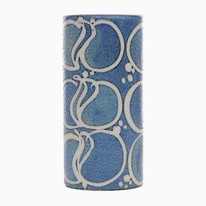 Mid-Century Scandinavian Ceramic Baca Vase by Royal Copenhagen