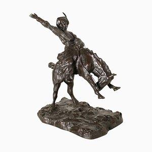Paul Troubetzkoy, Rodeo Sculpture, 1866-1938