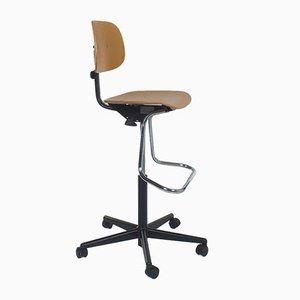 Sedia da ufficio alta vintage di Ahrend Cirkel