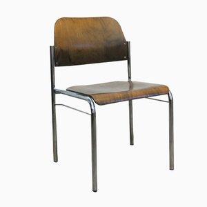 Stapelbarer Skandinavischer Vintage Stuhl