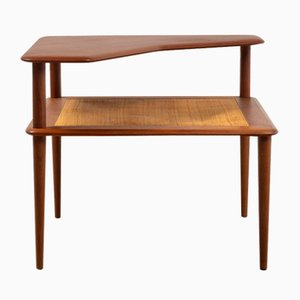 Tavolino Minerva di Peter Hvidt per France & Søn / France & Daverkosen, anni '60