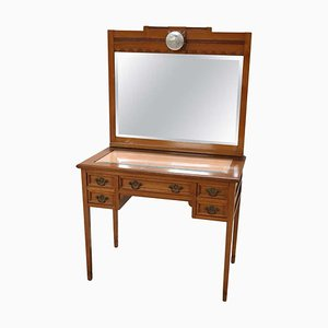 Walnut Dressing Table, 1930s