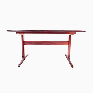 Mid-Century Rosewood Extendable Dining Table from Farstrup Møbler