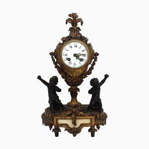Antike Uhr aus Bronze