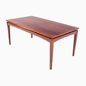 Tavolo da pranzo nr. 223/2 in palissandro di HW Klein per Bramin, anni '50