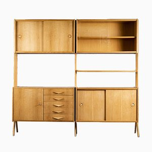 Mid-Century CSSR Monti 300 Wall Unit by František Jirák for Tatra