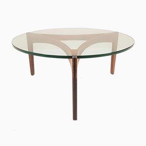 Table Basse en Palissandre par Sven Ellekaer pour Christian Linneberg, 1960s