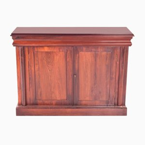 Antique English Rosewood Sideboard