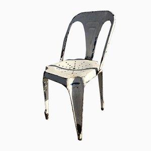 Bistro Stuhl von Joseph Mathieu für La Société Industrielle des meubles Multipls, 1920er