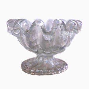 Schillernde Vintage Vase von Ercole Barovier für Barovier & Toso