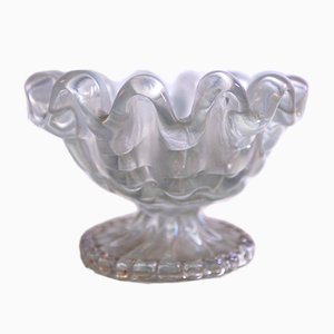 Vintage Iridescent Vase by Ercole Barovier for Barovier & Toso