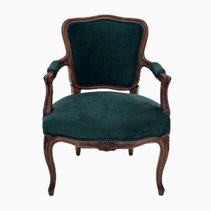 Renovated Antique Armchair, Circa 1900