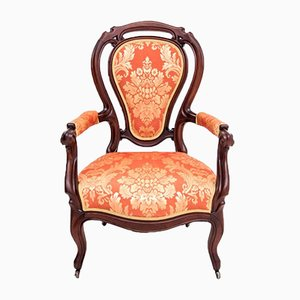 Renovated Antique Armchair, 1880s