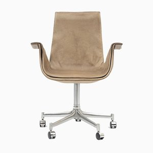 Model FK6726 Desk Chair by Preben Fabricius & Jørgen Kastholm for Kill International, 1960s
