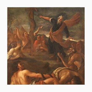 Großer Altar Moses und die Kupfer Schlange, 18. Jahrhundert