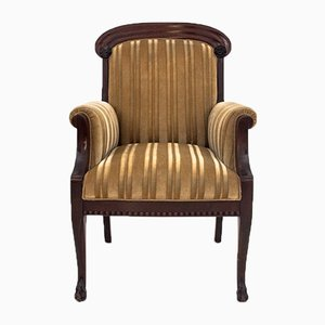 Northern European Armchair, Circa 1910