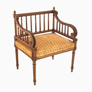 Antique French Armchair, Circa 1880