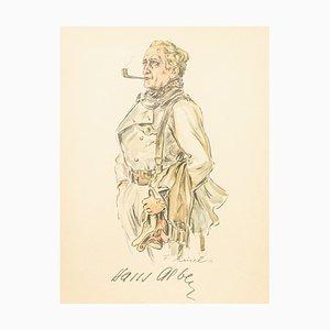 Hans Albers, Flieger Grüss, Me the Sun