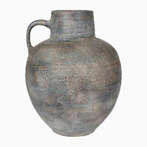Vaso da terra in ceramica, Danimarca, anni '60