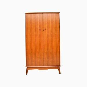 Walnut Wardrobe from Alfred Cox, 1960s
