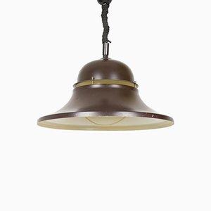 Lámpara de techo estilo Loft vintage grande metálica de IDEA Design