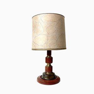 Große Tischlampe von Temde, 1960er