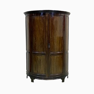 Antique Victorian Mahogany Wardrobe