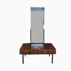 Mid-Century Rosewood Dressing Table, 1970s
